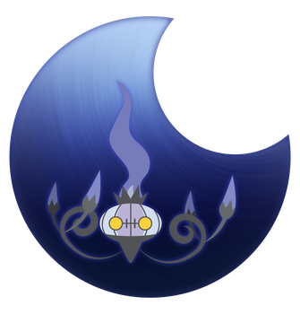 Chandelure by CrossXAce