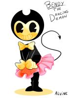 BENDY The Dancing Demon by Demi-8
