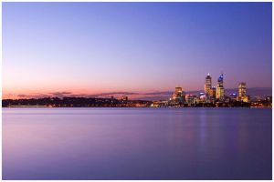 Perth City by hiphopclown