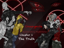Creepypasta neverending nightmares by MaxMad19