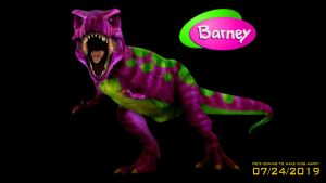 Barney (2019) Character Revamp by TheSuperFrank225