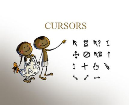 cursors by anoop-pc