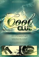 CoolClub PSD Template by 7styles
