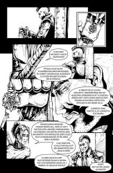 Zsoldosvegzet - page 7 by BloodlustComics
