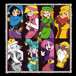 When Nobody is Playing ( Towerfall Ascension ) by JamToon
