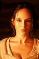 Madeleine Stowe in 'The Last of the Mohicans' by s3lwyn