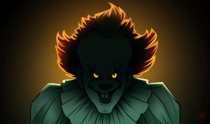 Pennywise by mateusboga