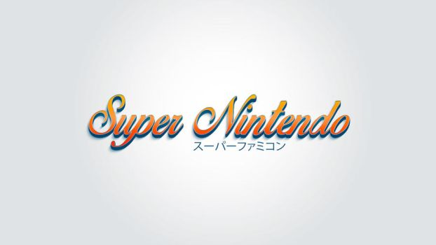 Super Nintendo by Couiche