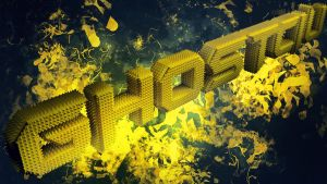 Some C4D TYPO + PS ^^ by GHOSTciu