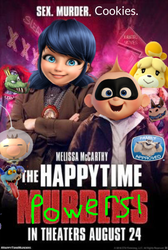 The Happytime Powers! by Tommypezmaster