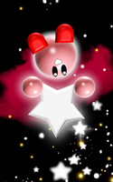 Fly Kirby Fly by troisnyxetienne