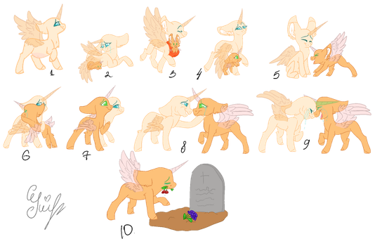 mlp base .:the transition of life mom:. by DashkaTortik12222222