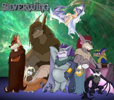 Silverwing Group Picture by Draco6767