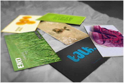 busines cards by zasha