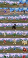 spore digimon 2 by TheBrave