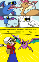 HG Nuzlocke : 140 by SaintsSister47