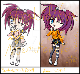 Draw It Again 09 To 18 by VocaloidNova