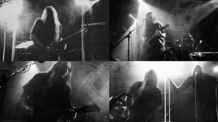 Agalloch-Live Show by Tanit-Isis