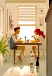 Breakfast all day by PascalCampion