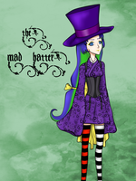 The Mad Hatter by Girl-Apart5
