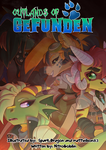 Outlands of Gefunden: Manga Cover 4 by NitroGoblin