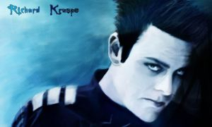 Richard Kruspe by wendylizana