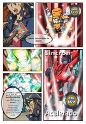 Yu-Gi-Oh! - D-Stortion - Capitulo 14 - Pagina 3 by threatningroar