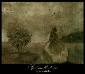 Lost in the time by Anoukinha