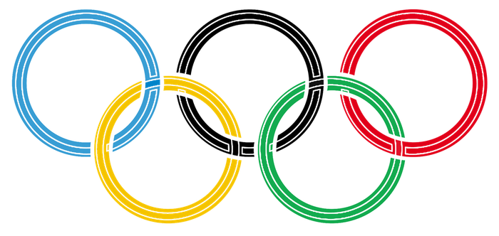 Olympics Rings 2.0 by JMK-Prime