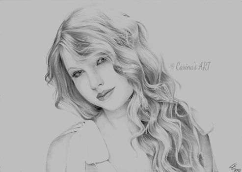Taylor Swift - The Lucky One by BlueWelli