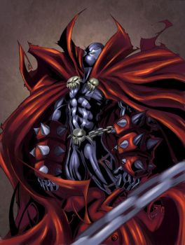 Spawn Colored by mennyo