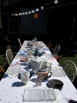 Tea Party 7 by Trisa-Sxy-Stock
