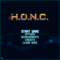 HONC Preview - Title Screen by tiopalada