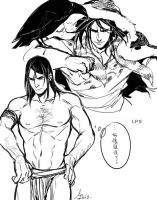 (Young) Shan Yu by LPSSPL