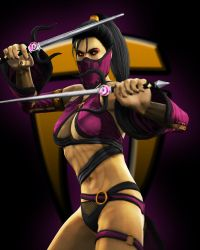 MK9: Princess of outworld by DP-films