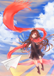 Ayano's theory of happiness by milysnow
