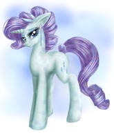 Crystal Rarity by QuennyQueen