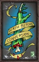 Death Before Conversion by larsonkilstrom