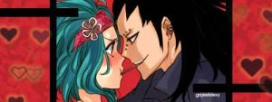Firma Levy x Gajeel by Aliceia87