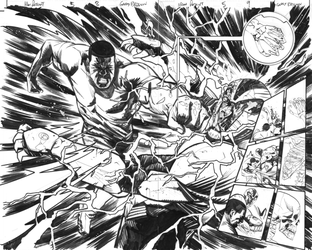 Iron Patriot #5 Spread by thisismyboomstick