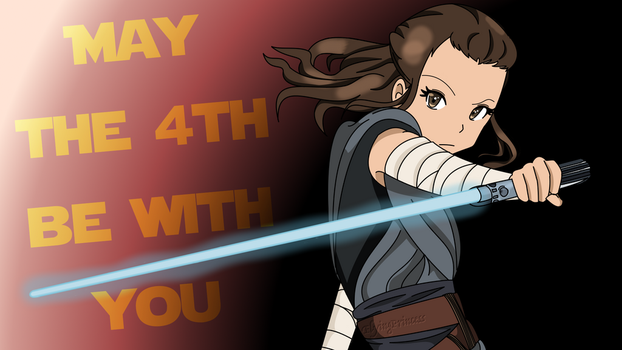 May the 4th Be With You by FlyingPrincess