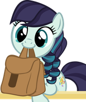 Rara With Bag by IronM17
