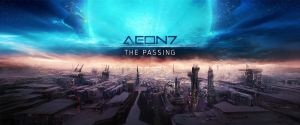 AEON7 - The Passing [Website artwork] by zilekondic