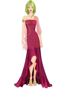 (OPEN) SALE Outfit Fairy dress by Irial22