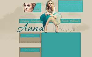 Anna Paquin layout 2 by VelvetHorse