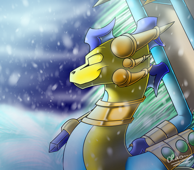 The Feel of Snow by fillia26651