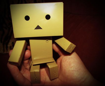 DANBO in my Hand by DragonSouL7