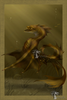 CM: River Monster by Arvata