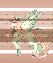 PEGASUS ADOPTABLE (OPEN) by NachtigallSoSad
