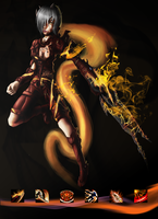 Demonic Riven - Contest Entry by existence111